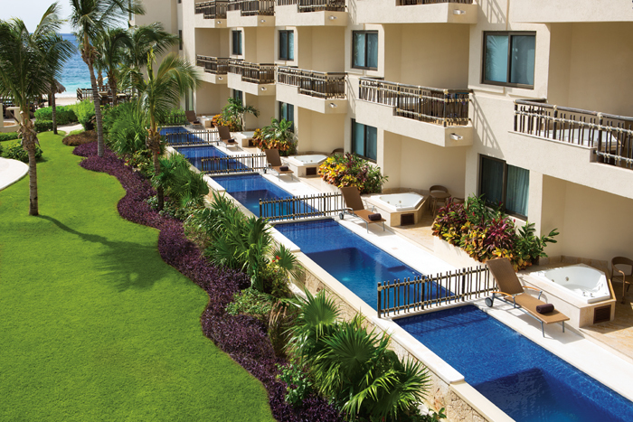 Dreams Riviera Cancun Group Sales