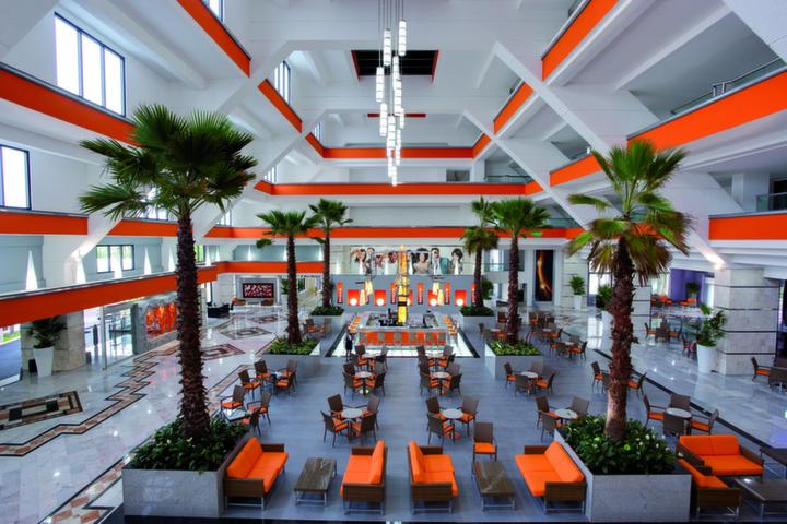 Lobby Hotel RIU