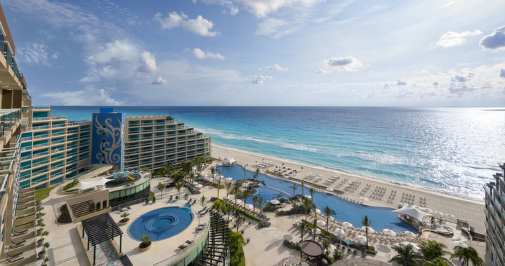 Group All Inclusive Hard Rock Hotel Cancun