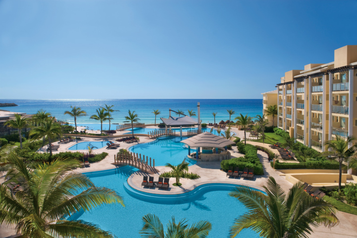 NOW Jade Packages in Riviera Cancun
