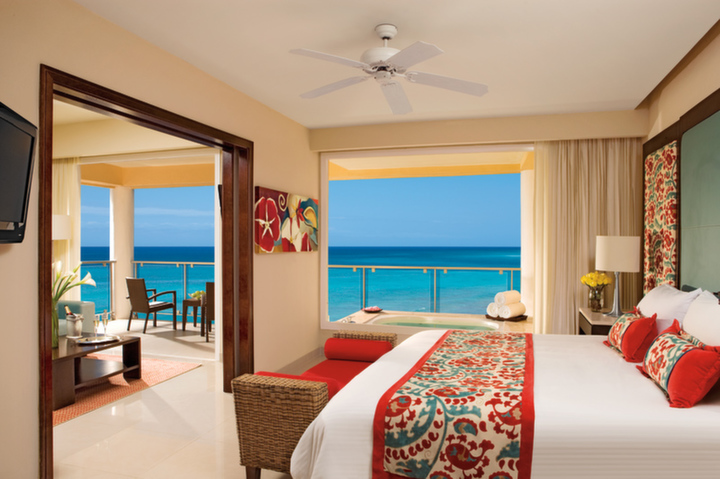 NOW Jade Riviera Cancun Vacation Packages